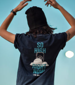 So High Right Now T-Shirt