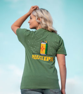Happy Camper Pocket T-shirt