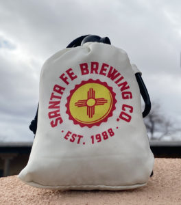 SFBC BRANDED REUSABLE CHICO BAG