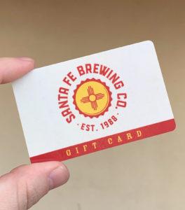 SFBC GIFT CARD